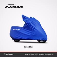 Cara Beli Cover Super Cover Motor Sarung Motor Nmax Pcx 150Cc Biru