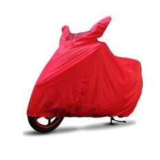 Promo Cover Super Cover Motor Xxl Merah Di Yogyakarta