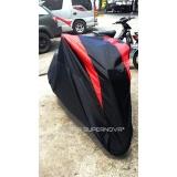 Promo Cover Supernova Body Cover Motor Yamaha Aerox 155 Hitam Murah
