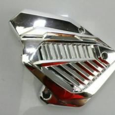 Spesifikasi Cover Tutup Radiator Vario 150 Esp Dan125Esp Chroom Pnp Lengkap Dengan Harga
