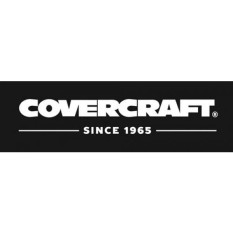 Covercraft SeatSaver Second Row Custom Fit Seat Cover for Select Ram 1500 Models - Polycotton (Grey) - intl