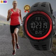 CoXiXi 2017 New Popular Women Men Es Countdown Doubletime Watch Alarm Chrono Digital Wristwatches 50M Waterproof Relogiomasculino 1251 - intl
