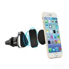 Cradle-Less Mobil Dudukan K & F Concept Ponsel Penahan untuk Mobil Universal Udara Ventilasi Klip Manganic Mobil dudukan, untuk iPhone Android-Internasional