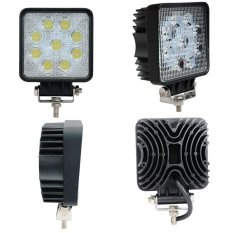 Cree LED Work Light 27 W Lampu Sorot Led Off Road 27w 27 Watt model kotak