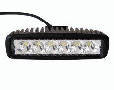 Cree Led Work Light Lampu Sorot Led Pipih 18w 18 Watt 18watt