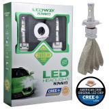 Beli Lampu Led Mobil Cree Xhp50 H4 Putih Terang Car Headlight Cree Online
