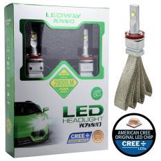 Spesifikasi Lampu Led Mobil Cree Xhp50 H8 Putih Terang Car Headlight Yang Bagus Dan Murah