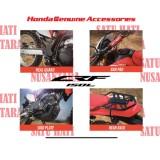 Crf 150L 150 L Honda Ori Paket Aksesoris Premium Komplit 4 Item Diskon Akhir Tahun