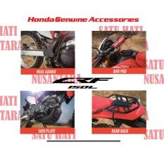 Review Toko Crf 150L 150 L Honda Ori Paket Aksesoris Premium Komplit 4 Item Online