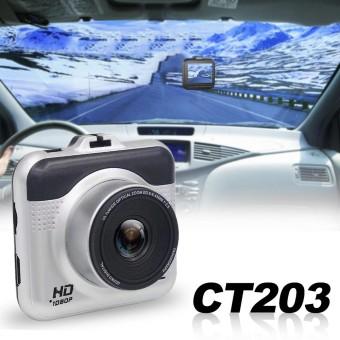 Beli sekarang CT203 1080 P Full HD Mobil Cerdas Dash Cam 2.2 Inch Layar Layar LCD-Intl terbaik murah - Hanya Rp306.096