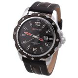 Beli Curren 8104 Casual Style Watch Black Di Jawa Timur