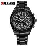 Harga Curren Watch Jam Tangan Es Men Quartz Watch Jam Tangan Luxury Wristwatch Militer Jam Tangan Es Fashion Casual Tahan Air Angkatan Darat Olahraga 8053 Termahal