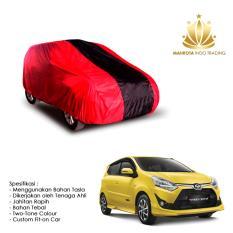 Custom Body Cover Warna Agya / Ayla / Sarung Mobil / Penutup Mobil Warna Agya / Ayla
