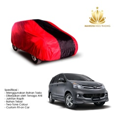 Custom Body Cover Warna All New Avanza / Xenia / Sarung Mobil / Penutup Mobil Warna All New Avanza / Xenia