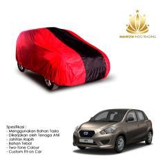 Custom Body Cover Warna Datsun Go / Sarung Mobil / Penutup Mobil Warna Datsun Go