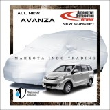 Promo Custom Sarung Mobil Body Cover Penutup Mobil All New Avanza Fit On Car