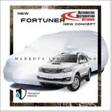 Harga Custom Sarung Mobil Body Cover Penutup Mobil Fortuner Fit On Lengkap