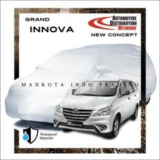 Custom Sarung Mobil Body Cover Penutup Mobil Grand Innova Fit On