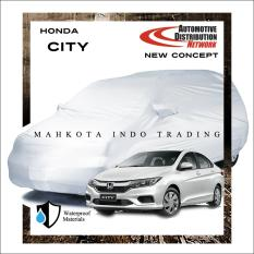Custom Sarung Mobil Body Cover Penutup Mobil Honda City Fit On Car
