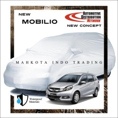 Custom Sarung Mobil Body Cover Penutup Mobil Honda Mobilio Fit On