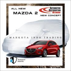 Ulasan Lengkap Custom Sarung Mobil Body Cover Penutup Mobil Mazda 2 Fit On Car