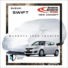 Custom Sarung Mobil Body Cover Penutup Mobil Suzuki Swift Fit On Car