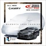 Promo Custom Sarung Mobil Body Cover Penutup Mobil Toyota Camry Fit On Custom Terbaru
