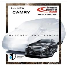 Harga Custom Sarung Mobil Body Cover Penutup Mobil Toyota Camry Fit On Custom Ori