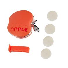 Lucu Yang Dapat Membuat Orang Yang Melihatnya Tertawa Terbahak-bahak atau Justru Kesal Karena Merasa Apple Bentuk Mobil AC Ventilasi Parfum Pengharum Ruangan Aroma Orange-Intl
