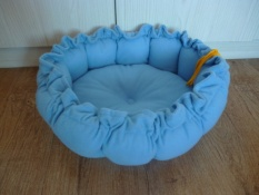 Cute Dog Alas Kasur Dual PET Labu Produk Cotton Solid Pet Dog Bed untuk Kucing Anjing Hewan Kecil Pets Tempat Tidur Rumah Kandang Anak Anjing-Intl