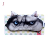 Spesifikasi Cute Travel Sleep Rest Eye Shade Sleeping Mask Cover Soft Sleep Mask Aid Gift J Intl Lengkap Dengan Harga
