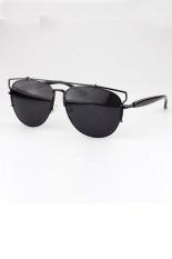 Spesifikasi Cyber Fashion Classic Retro Pria Wanita Unisex Vintage Style Sunglasses Hitam Yang Bagus