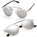 Review Cyber Kacamata Hitam Olahraga Pria Wanita Vintage Retro Klasik Gaya Unisex Kacamata Hitam Keping Di Hong Kong Sar Tiongkok