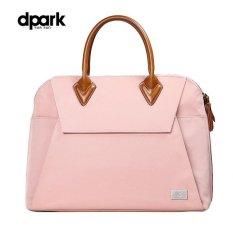 D-park 13 Inch Portable Handbag Notebook Sleeve Case Shoulder Messenger Laptop Case Bags untuk Kasus MACBOOK AIR- INTL