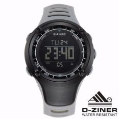 Toko D Ziner Ambit2 Jam Tangan Sport Olahraga Digital Dz 8182 Abu Abu Jawa Timur