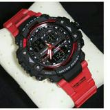 Pusat Jual Beli D Ziner Dz7474 Dual Time Jam Tangan Pria Rubber Strap Merah Hitam Dki Jakarta