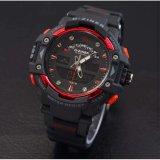Top 10 D Ziner Dz9961 Dual Time Jam Tangan Pria Rubber Strap Hitam Merah Online