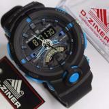 Toko D Ziner Jam Tangan Sport Dual Time Dz8174 Online