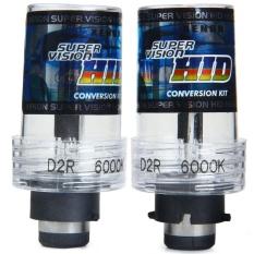 Toko D2R Super Bright 6000 K Cahaya Putih Hid Lampu Xenon Mobil Headlamp 2 Pcs Intl Yang Bisa Kredit