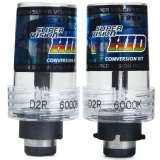 Review D2R Super Bright 6000 K Cahaya Putih Hid Xenon Lampu Mobil Headlamp 2 Pcs Intl Oem