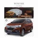 Beli Rame Daihatsu All New Xenia Avanza Granprix Car Body Cover Selimut Mobil Pelindung Mobil Body Cover Mobil Online Terpercaya