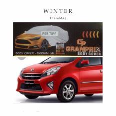 Tips Beli Granprix Body Cover Mobil Daihatsu Ayla Agya Selimut Mobil Pelindung Mobil Body Cover Mobil Yang Bagus