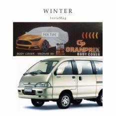 RAMe - Daihatsu Espass GRANPRIX Car Body Cover / Selimut Mobil / Pelindung Mobil / Body Cover Mobil