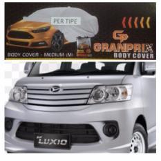 GRANPRIX Body Cover Mobil DAIHATSU LUXIO / Selimut Mobil / Pelindung Mobil / Body Cover Mobil