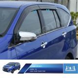 Daihatsu Sigra Talang Air Original Visor Samping Mobil Best Co Jsl Diskon 30
