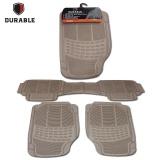 Toko Daihatsu Terios Durable Karpet Karet Pvc 3 Pcs Comfortable Universal Beigie Durable Di Indonesia