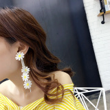 Harga Daisy Romantis Rumbai Anting Other Tiongkok