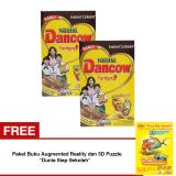 Harga Dancow Fortigro Cokelat 800 Gr Bundle Isi 2 Box Free Paket Buku Augmented Reality Dan 3D Puzzle Dunia Siap Sekolah Online Indonesia
