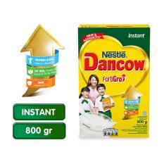 Diskon Dancow Fortigro Instant Box 800G Dancow Fortigro Sulawesi Selatan