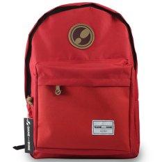 Spesifikasi Dane And Dine Backpack Class Merah Dan Harganya